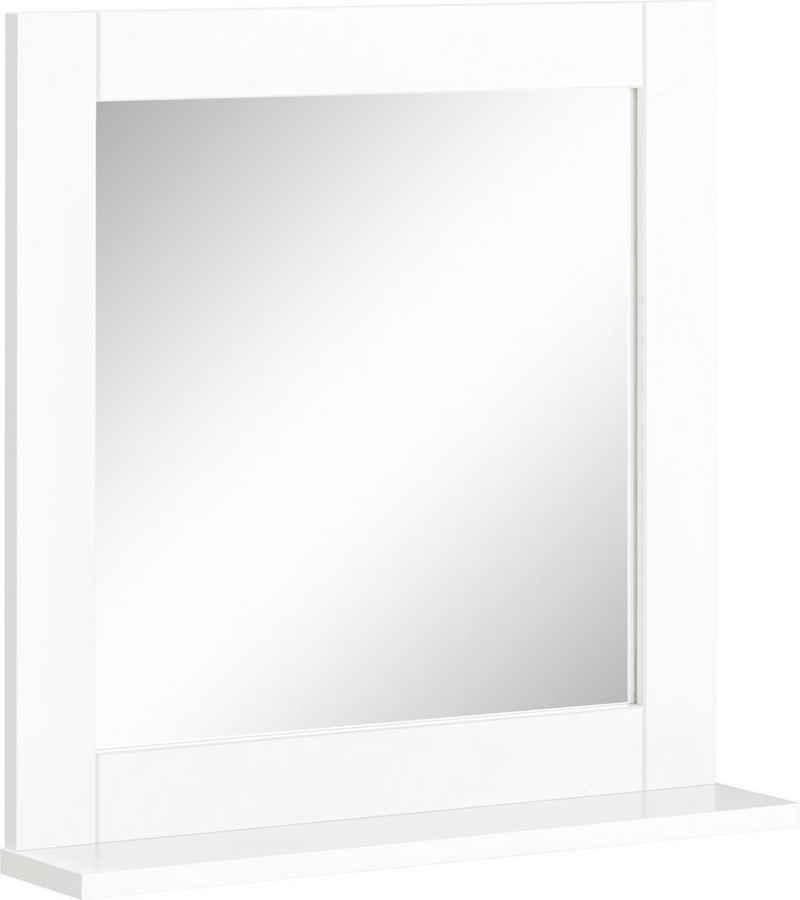 Home affaire Spiegel »Nekso«, mit Ablage, Breite 61 cm