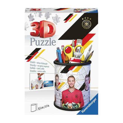 Ravensburger 3D-Puzzle »Pencil Cup Die Mannschaft EM20«, Puzzleteile