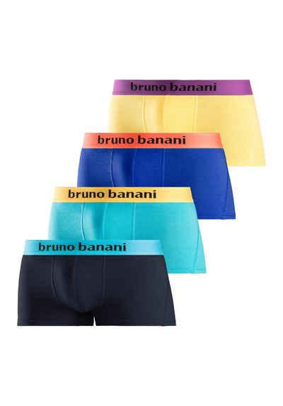 Bruno Banani Hipster (4 Stück) Mit Logo Webbund