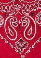 MSTRDS Bandana Nickituch 2tlg., Paisley Muster, Bild 6