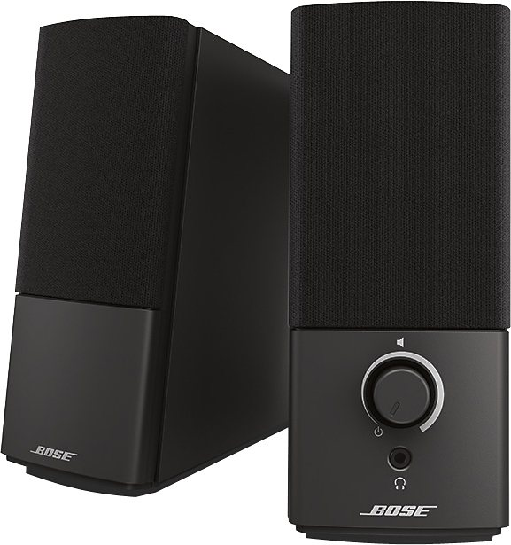 Bose® Companion® 2 Serie III Multimedia Speaker System