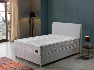 Bonnellfederkernmatratze »New Relax Sleep«, İSTİKBAL, 27 cm hoch, 418 Federn, abnehmbarer Komfortschaumtopper mit hochwertigem Viskose-Bezug
