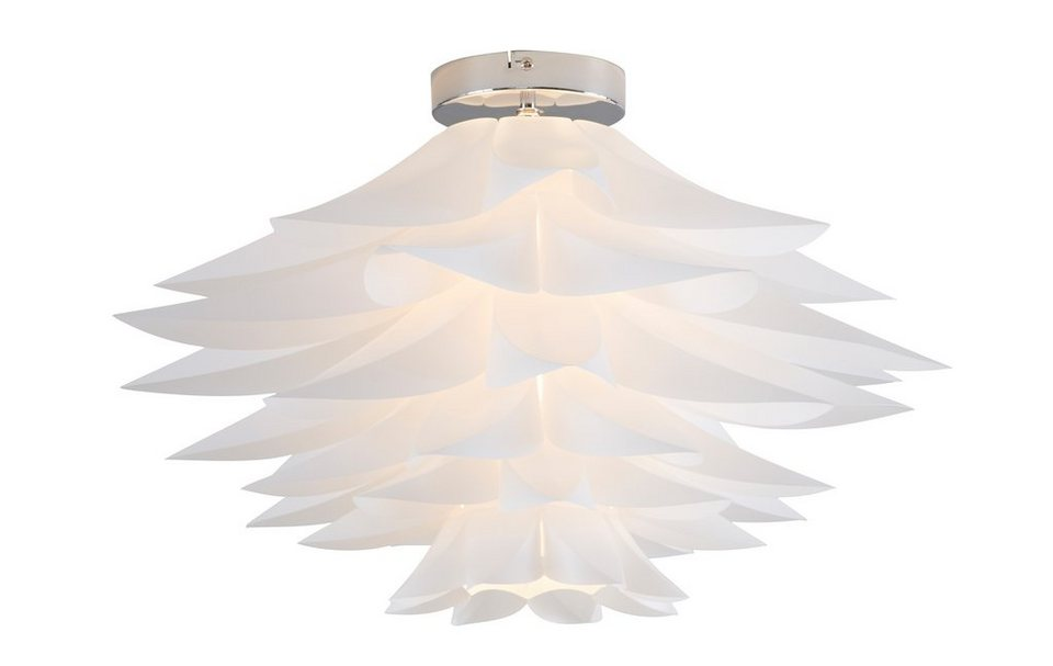 Deckenleuchte, Trio. Die Leuchte ist geeignet für Leuchtmittel der EEK A++ bis E. in weiß