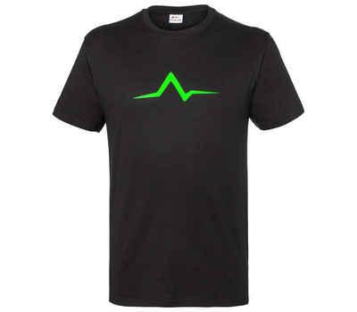 Kübler Kurzarmshirt »KÜBLER PULSE T-Shirt Pulse; schwarz«