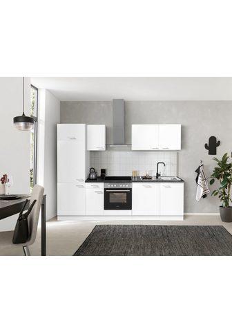 OPTIFIT Virtuvės baldų komplektas »Iver« 270 c...