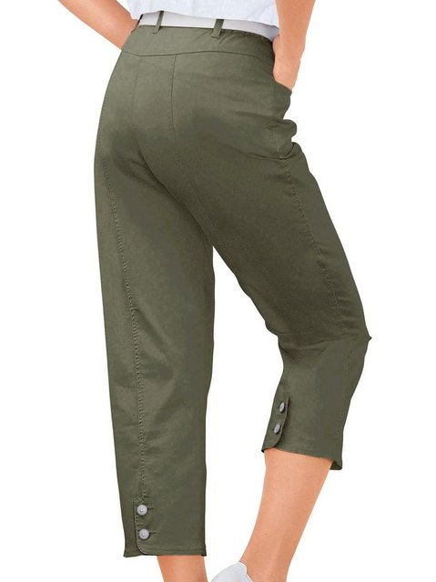 Hosen - Casual Looks 7 8 Jeans › grün  - Onlineshop OTTO