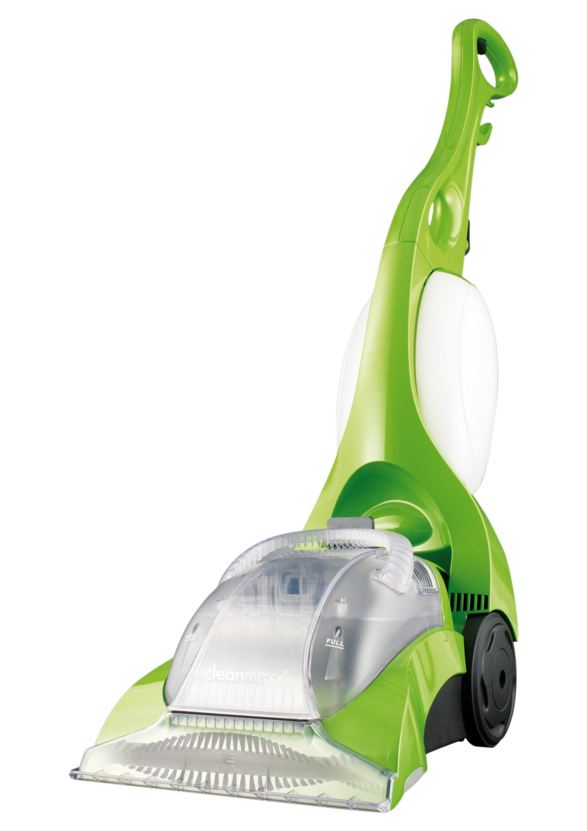 CLEANmaxx Teppichreinigungsgerät Professional, 700 Watt, inkl. 500ml Teppichshampoo
