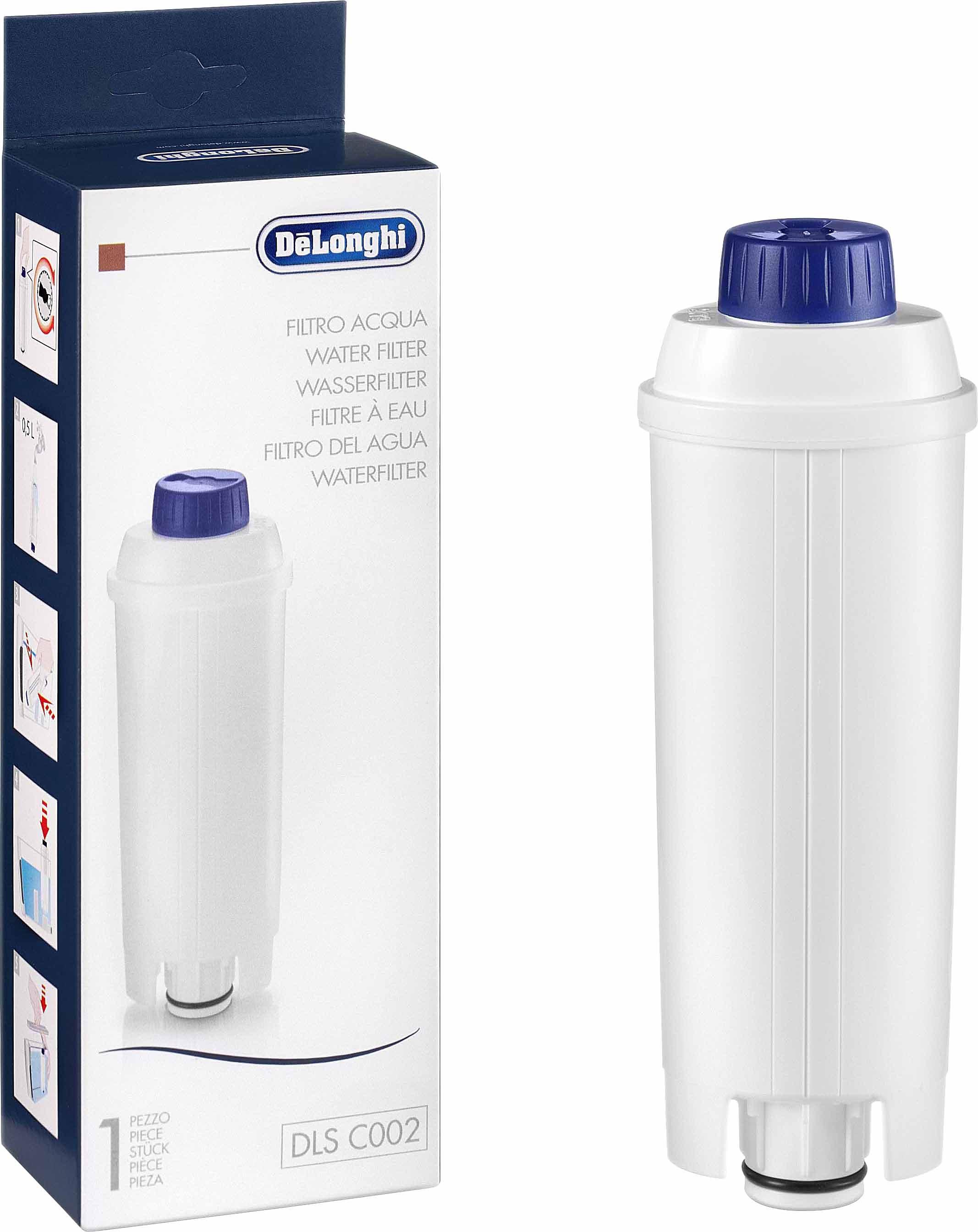 De'Longhi »DLSC002« Wasserfilter (für alle Kaffeevollautomaten mit Wasserfilter von De'Longhi)
