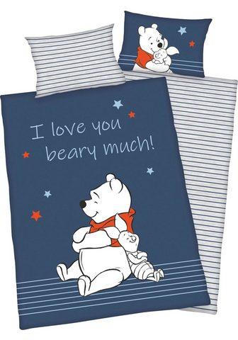 Disney Babybettwäsche »Winnie Pooh« su puikus...