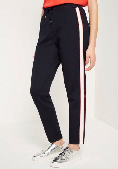 Hosen - comma casual identity Jogger Pants im Athleisure Look ›  - Onlineshop OTTO