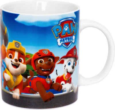 United Labels® Tasse »Paw Patrol (7 Hunde)«, Keramik