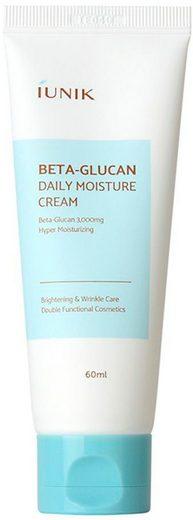 iUnik Feuchtigkeitscreme »Beta Glucan Daily Moisture Cream«