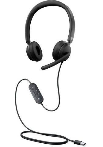 Microsoft »Modern USB laikmena Headset« On-Ear-K...