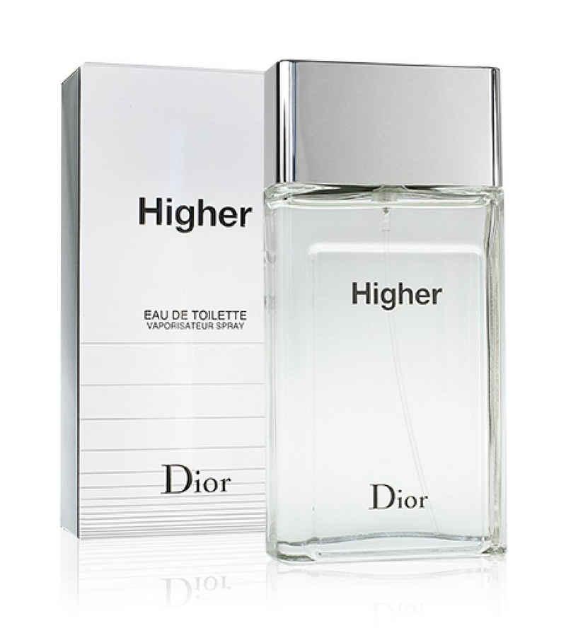 Dior Eau de Toilette »Dior Higher Eau de Toilette 100ml«