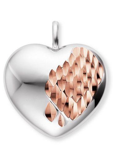 Engelsrufer Herzanhänger »Medaillon Herz, ERP-ME-HEART-BIR«