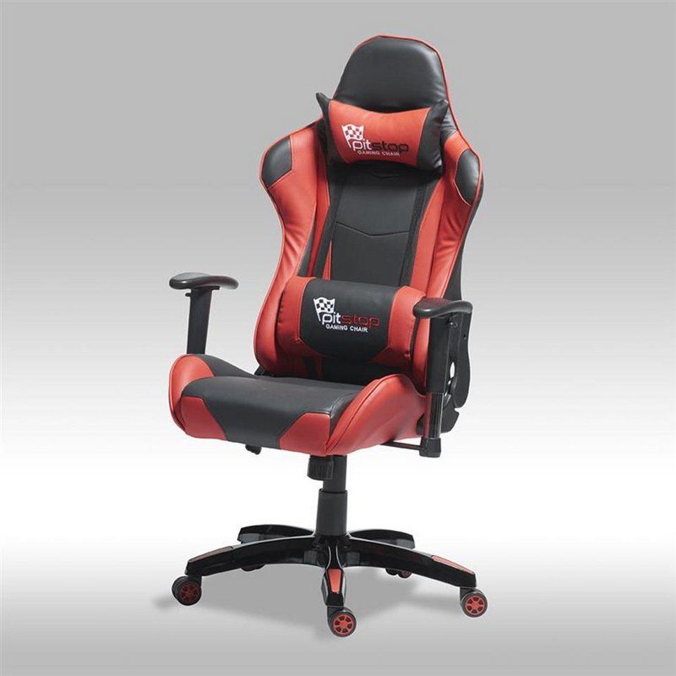 ebuy24 Gaming-Stuhl »Gamer Stuhl Wild und Bürostuhl in ...