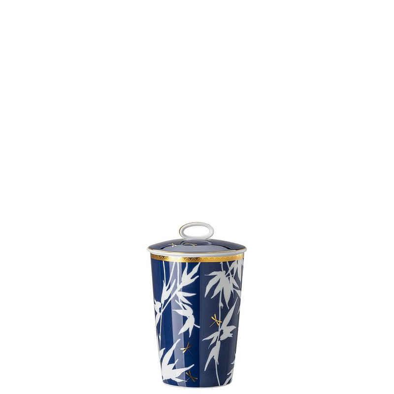 Rosenthal Windlicht »Rosenthal Heritage Turandot blue Tischlicht 2tlg./ Duftwachs« (2 Stück)