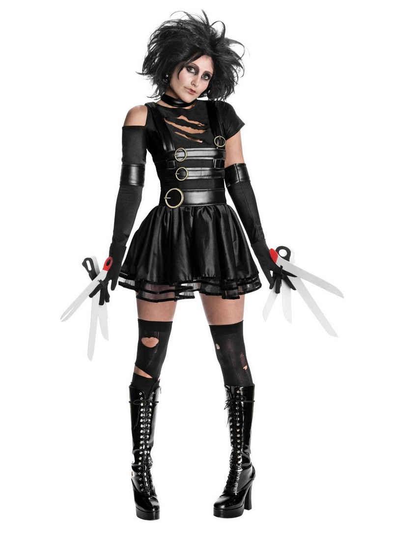 Rubie´s Kostüm »Eduarda mit den Scherenhänden Halloween Kostüm«