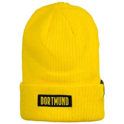 PUMA Beanie »Borussia Dortmund Ftblculture Bronx«