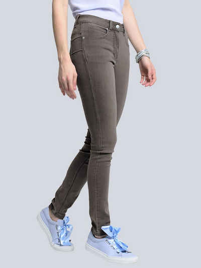 Alba Moda Push-up-Jeans mit Push-Up-Effekt