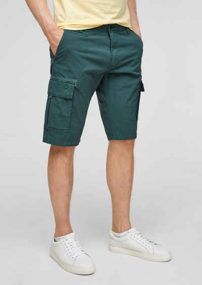 s.Oliver Shorts »Relaxed Fit: Cargo-Bermuda« (1-tlg)