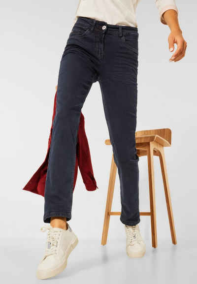 Cecil Comfort-fit-Jeans 5-Pockets Style