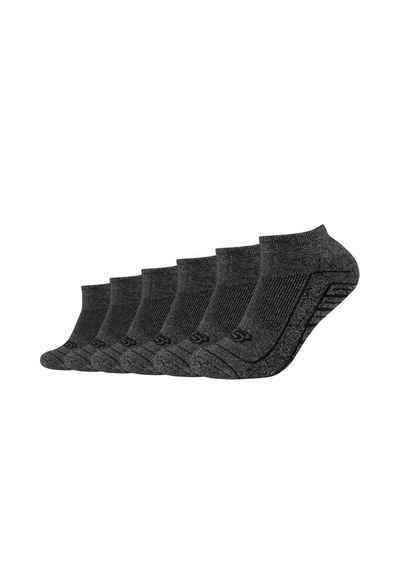Skechers Socken (6-Paar) mit gepolsterter Sohle