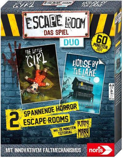 Noris Spiel, »Escape Room: Duo Horror«