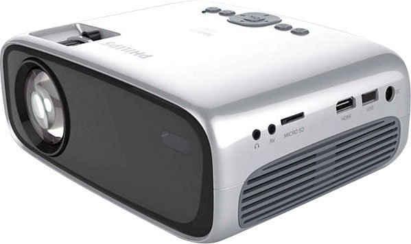 Philips »NeoPix Easy« Mini-Beamer (2600 lm, 3000:1, 1920 x 1080 px)