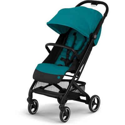 Cybex Kinder-Buggy »Sportwagen BEEZY, River Blue/ turquoise«