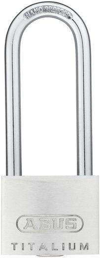 ABUS Vorhängeschloss »64TI/40HB63«, Spezialaluminium