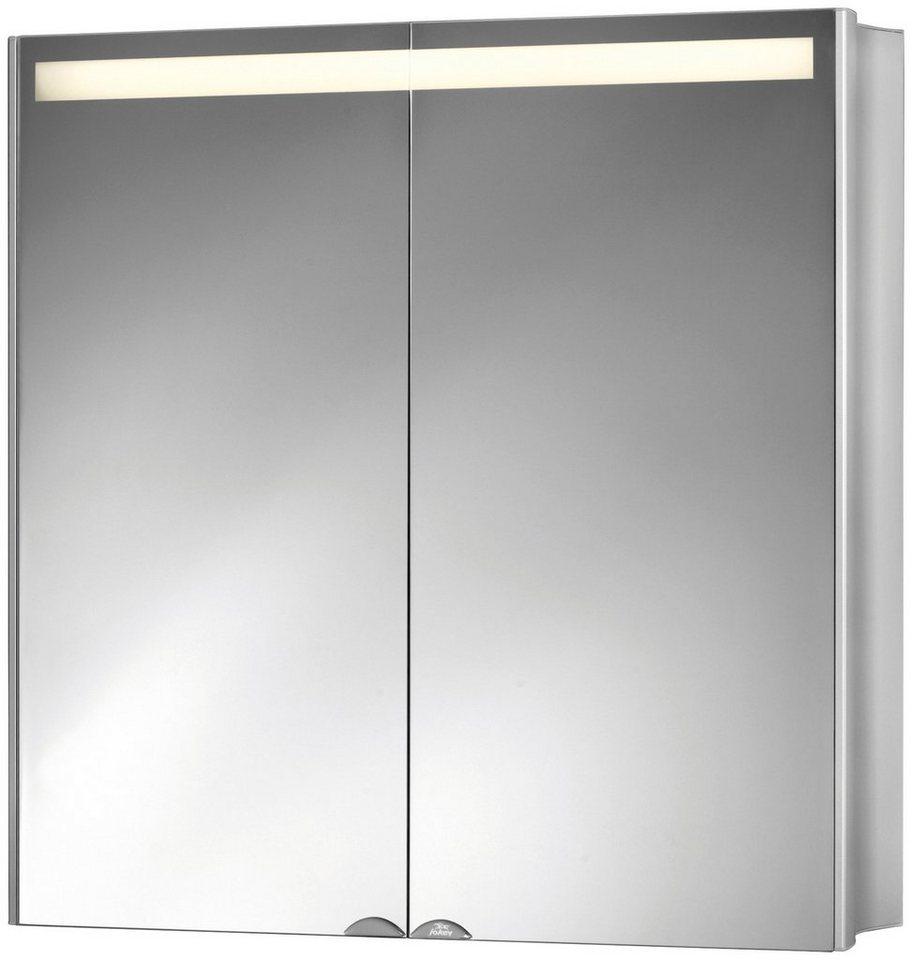 Jokey Spiegelschrank Aluwave Breite 66 5 Cm Mit Led Beleuchtung
