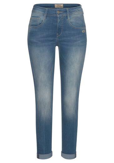 GANG Relax-fit-Jeans »Amelie« Wohlfühlfaktor durch Stretchanteil