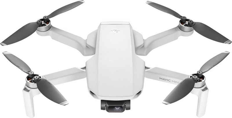 dji »Mavic Mini Fly More Combo Kit« Drohne (2,7K, DJI Charging Display Base / Ladestation)