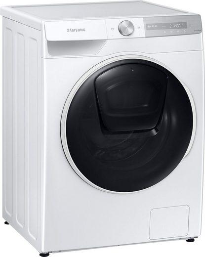Samsung Waschtrockner WD11T754AWH, 10,5 kg, 6 kg, 1400 U/min, QuickDrive