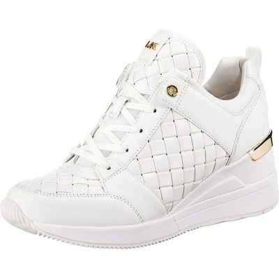 MICHAEL KORS »Georgietrainer Wedge-Sneakers« Wedgesneaker