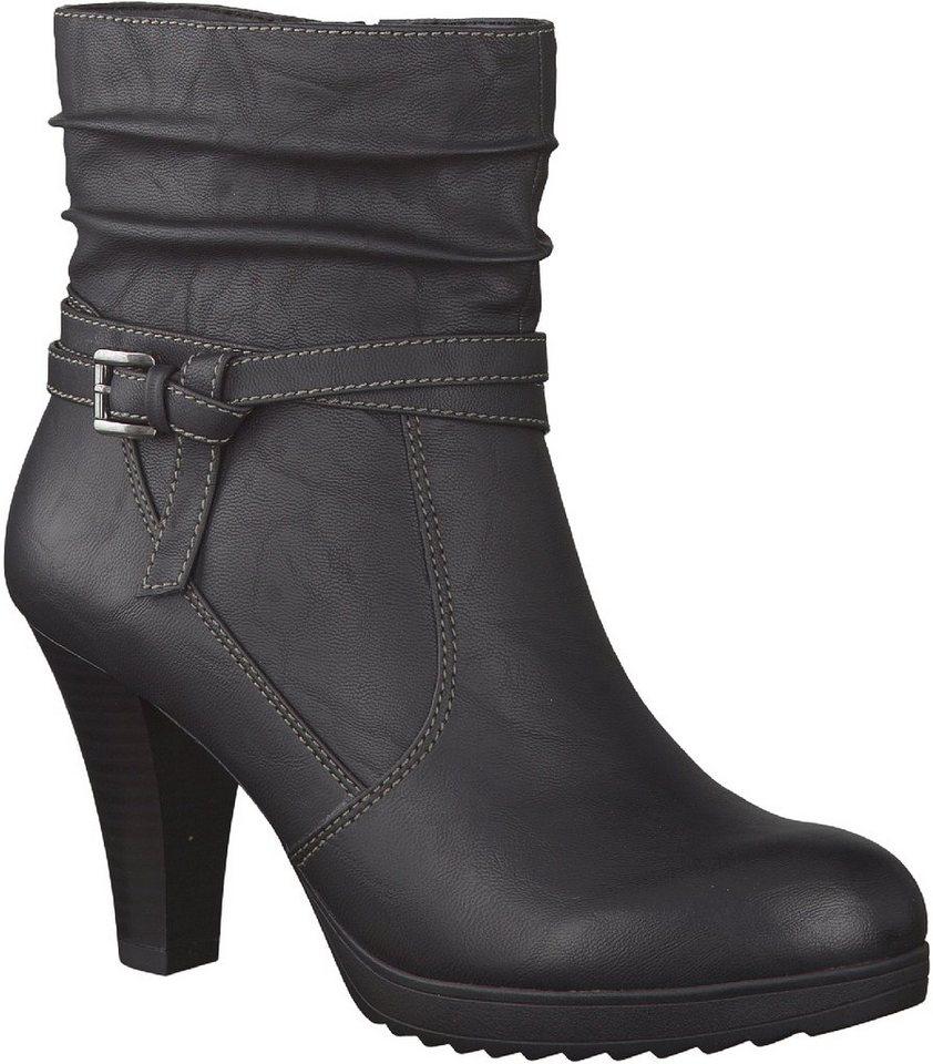 Cityline Women Stiefeletten in schwarz
