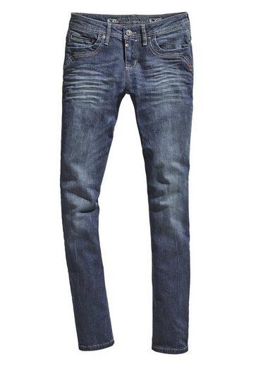 TIMEZONE Slim-fit-Jeans »Tahila« Jeanshose mit Stretch