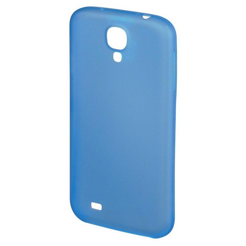 Hama Handy-Cover Ultra Slim für Samsung Galaxy S 4 mini (LTE), Blau in Blau