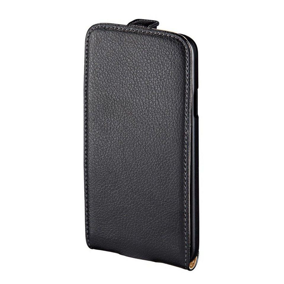 Hama Flap-Tasche Smart Case für Samsung Galaxy S 4 mini (LTE) in Schwarz