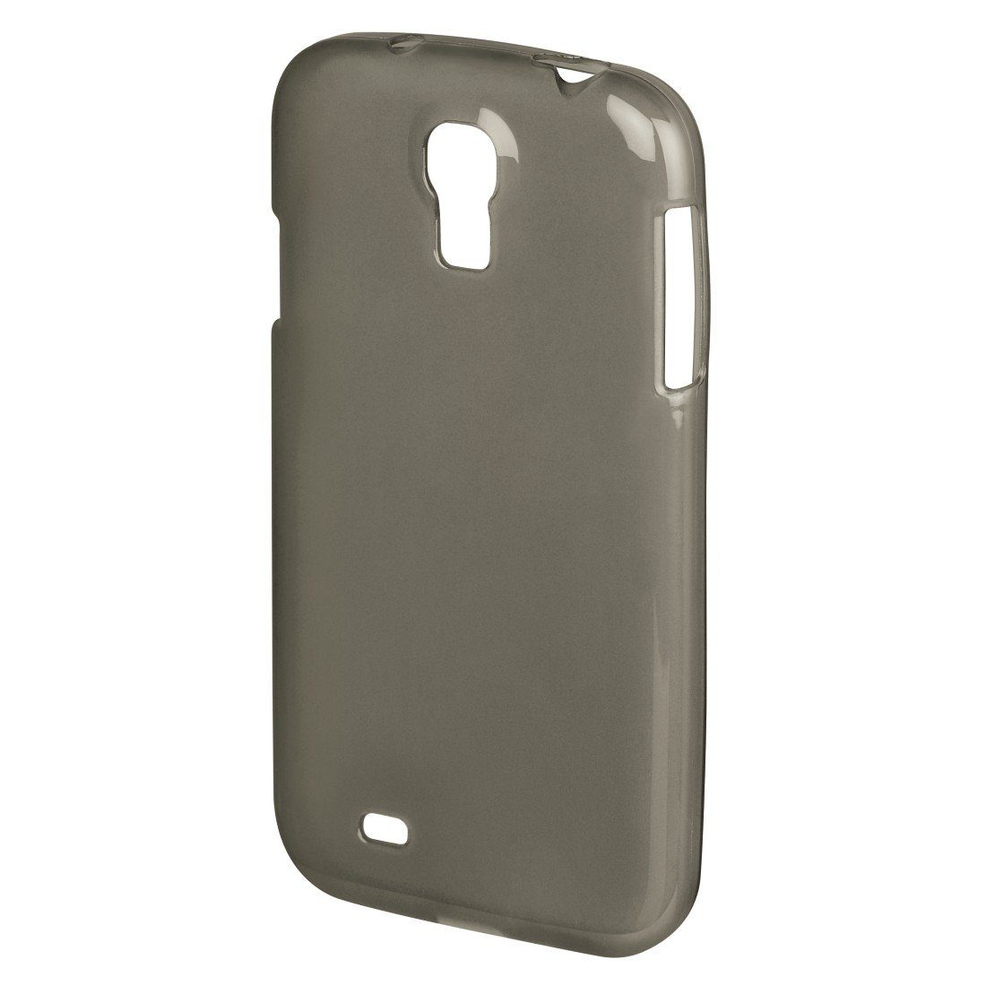Hama Handy-Cover Crystal für Samsung Galaxy S 4 mini (LTE), Grau