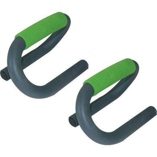 Schildkröt-Fitness Fitnessmatte »Push Up Bars - Liegestützengriffe«