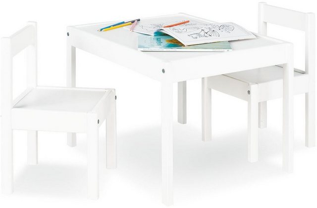 Sitzmöbel - Pinolino® Kindersitzgruppe »Sina«, (3 St), Made in Europe  - Onlineshop OTTO