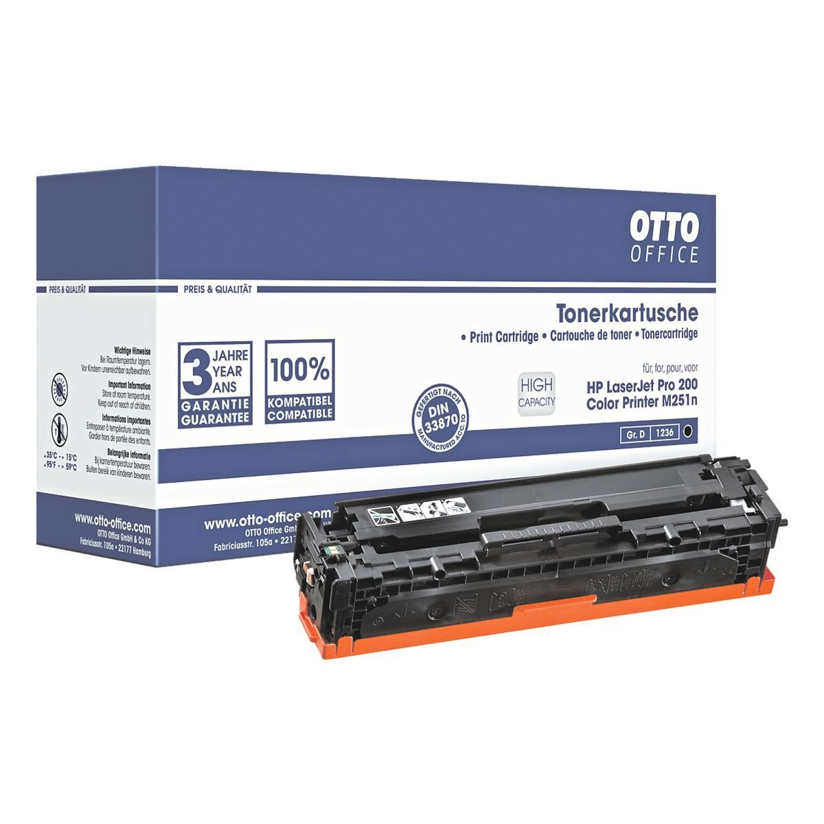 OTTO Office Toner »CF210X« 131X