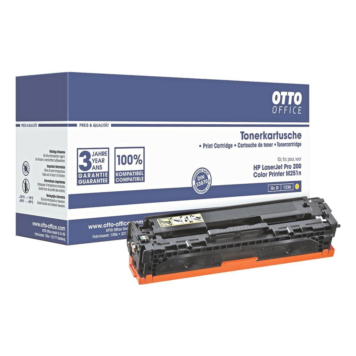 OTTO Office Standard Toner ersetzt HP »CF212A« 131A