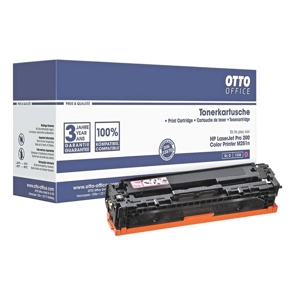 OTTO Office Standard Toner ersetzt HP »CF213A« 131A
