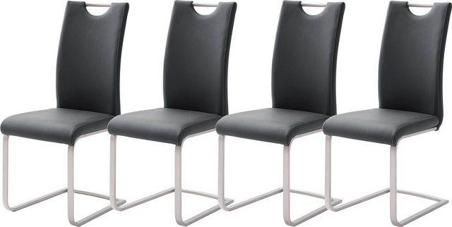 Stühle und Bänke - MCA furniture Freischwinger »Paulo« 4er Set  - Onlineshop OTTO