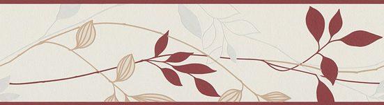A.S. Création Bordüre »Best of Vlies«, glatt, botanisch, floral, mit Blättern