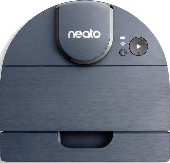 Neato Saugroboter D8 Intelligenter Roboter Staubsauger, 30 Watt, beutellos