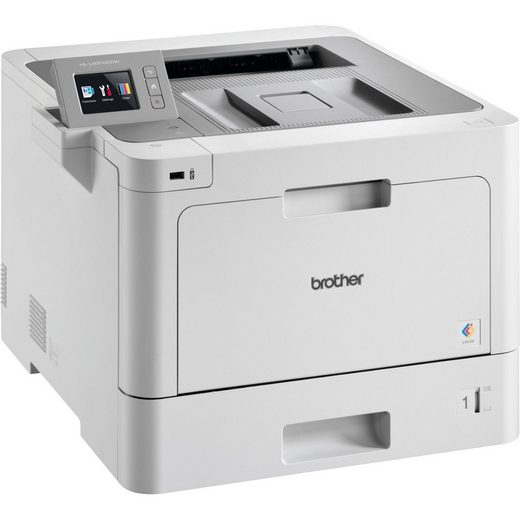 Brother HL-L9310CDW, USB/LAN/WLAN Multifunktionsdrucker